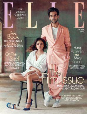 Elle India July 2018 Magazine