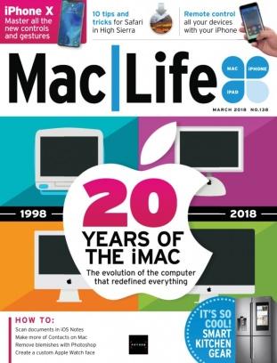 Mac Life March 2018 Magazine