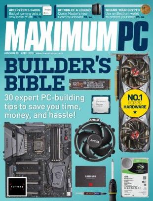 Maximum PC April 2018 Magazine