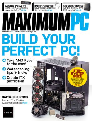 Maximum PC July 2018 Magazine