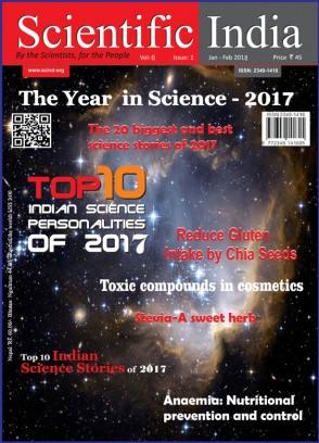Scientific India January - February 2018 Magazine
