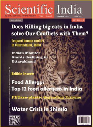 Scientific India July-August 2018 Magazine