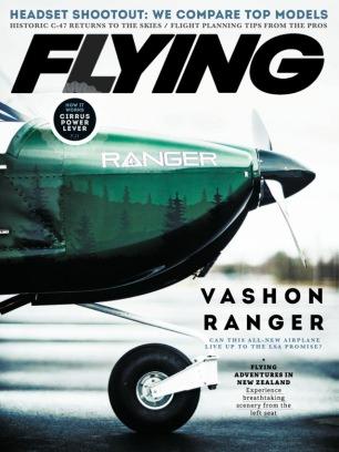 Flying April 2018 Magazine