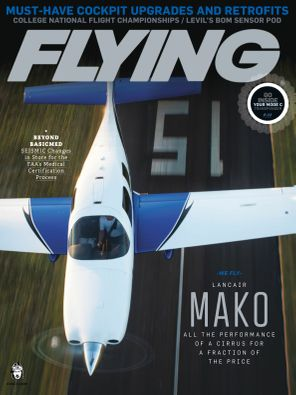 Flying July 2018 Magazine