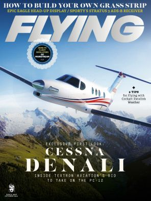 Flying October 2018 Magazine