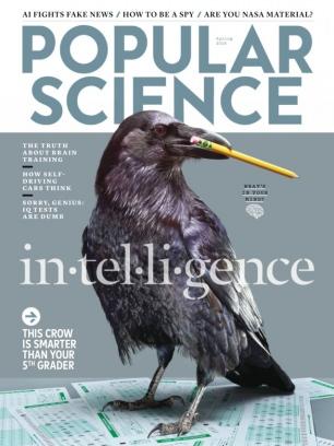 Popular Science Spring 2018 Magazine