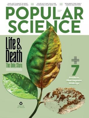Popular Science Summer 2018 Magazine
