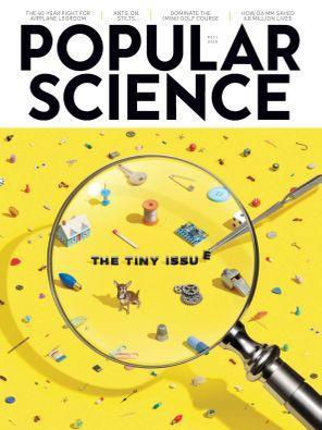 Popular Science Fall 2018 Magazine