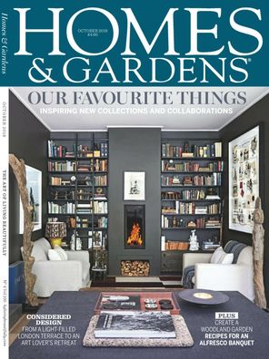 Homes & Gardens October 2018 Magazine