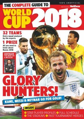 World Soccer World Cup 2018 Magazine