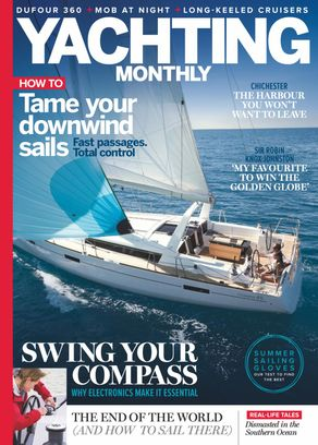 Yachting Monthly August 2018 Magazine