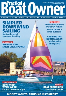 Practical Boat Owner March 2018 Magazine