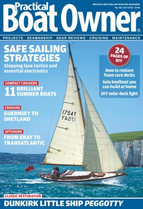 Practical Boat Owner July 2018 Magazine