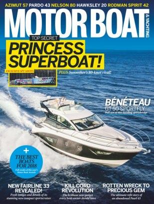Motor Boat & Yachting March 2018 Magazine