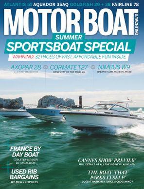Motor Boat & Yachting September 2018 Magazine