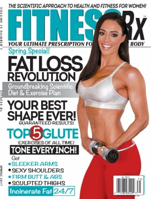 Fitness Rx for Women Spring 2017 Magazine