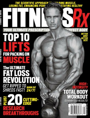 Fitness Rx for Men Spring 2017 Magazine