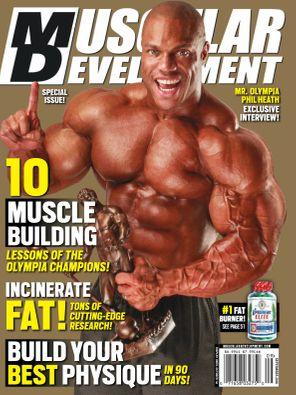 Muscular Development September 2018 Magazine