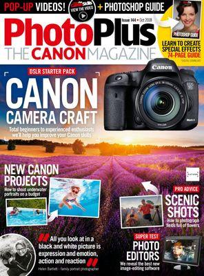 PhotoPlus : The Canon Magazine October 2018 Magazine