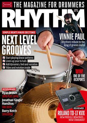 Rhythm Summer 2018 Magazine