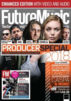 Future Music February 2018 Magazine