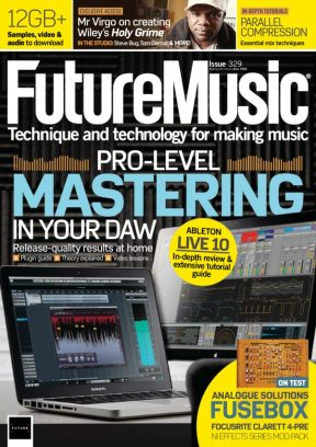 Future Music April 2018 Magazine