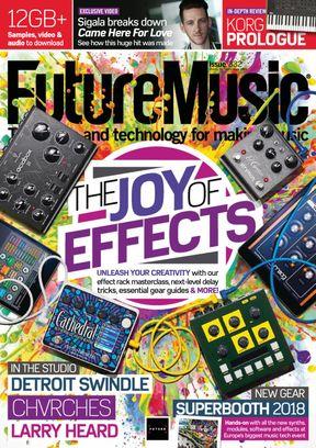 Future Music July 2018 Magazine