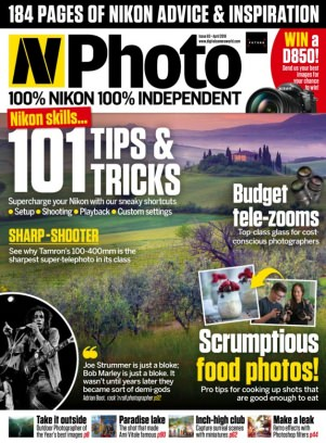 N-Photo: the Nikon magazine April 2018 Magazine