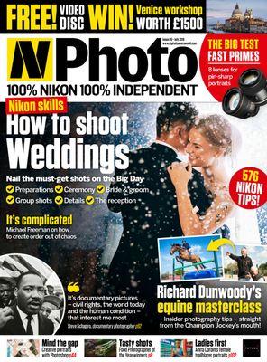 N-Photo: the Nikon magazine July 2018 Magazine