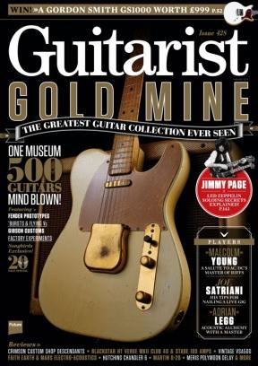 Guitarist January 2018 Magazine