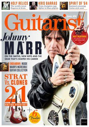 Guitarist July 2018 Magazine