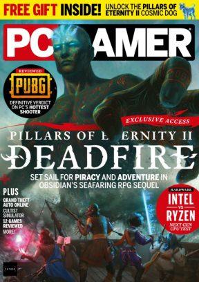 PC Gamer March 2018 Magazine