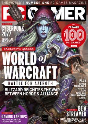 PC Gamer September 2018 Magazine