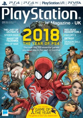 Official PlayStation Magazine - UK Edition January 2018 Magazine