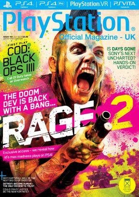 Official PlayStation Magazine - UK Edition July 2018 Magazine