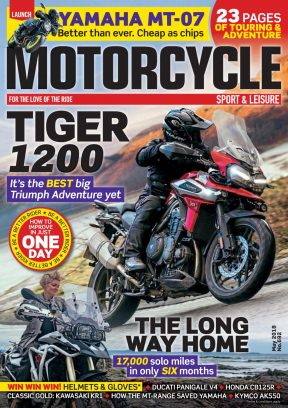 Motorcycle Sport & Leisure May 2018 Magazine
