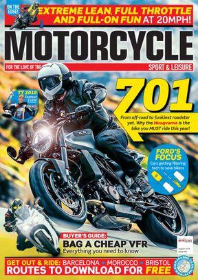 Motorcycle Sport & Leisure August 2018 Magazine