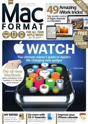 MacFormat UK May 2015 Magazine