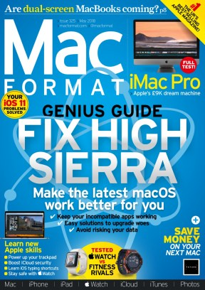 MacFormat UK May 2018 Magazine