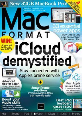 MacFormat UK September 2018 Magazine