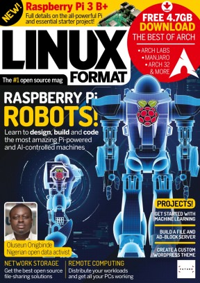 Linux Format May 2018 Magazine