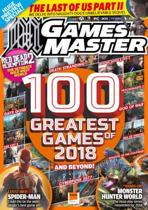Gamesmaster January 2018 Magazine