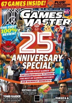 Gamesmaster March 2018 Magazine