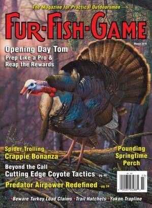 FUR-FISH-GAME March 2016 Magazine