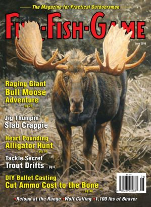 FUR-FISH-GAME June 2016 Magazine