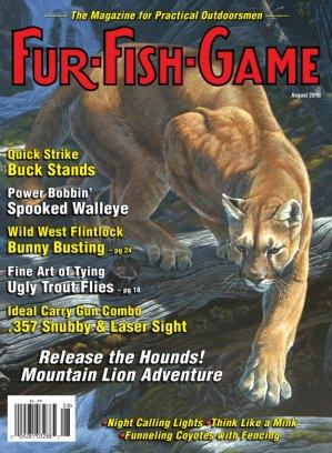 FUR-FISH-GAME August 2016 Magazine