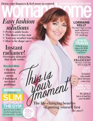 Woman & Home February 2018 Magazine