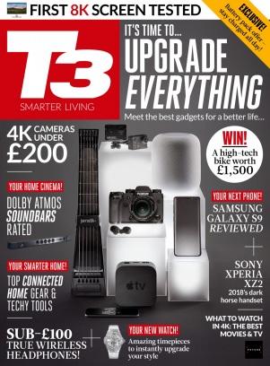 T3 Magazine May 2018 Magazine