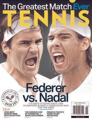 Tennis July/August 2018 Magazine