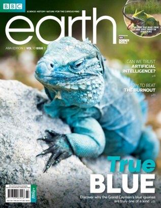 BBC Earth March  2018 Magazine